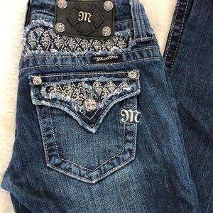 Miss Me Bootcut JP5002B49 Jeans, Size 25